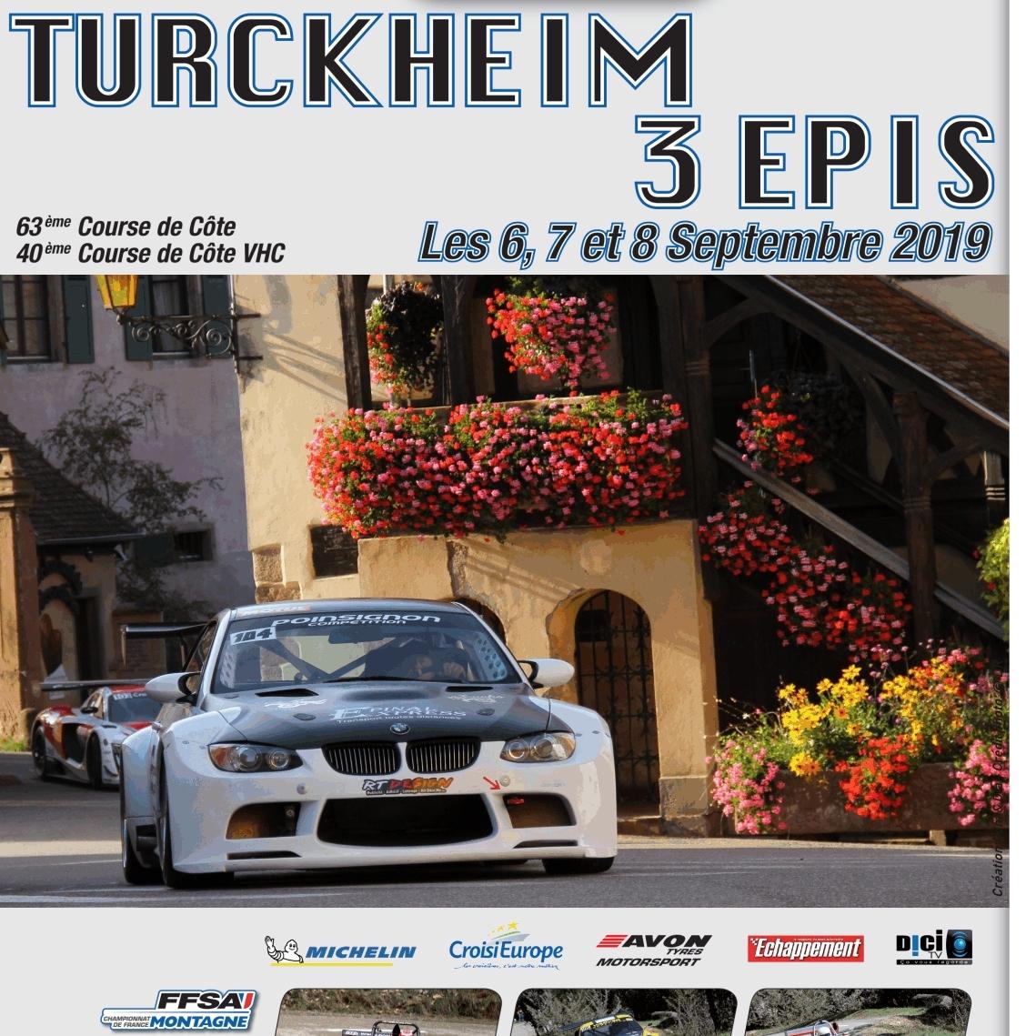 Turckheim Trois Epis